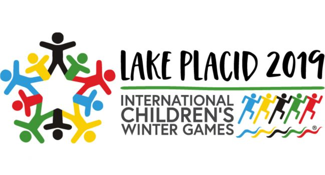 Fríður hópur á International Childrens Games 2019