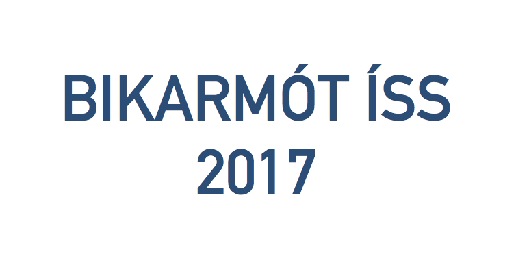 Dagskrá og keppnisröð