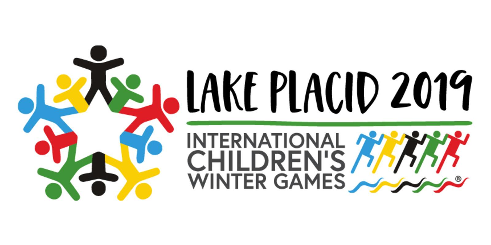 Fríður hópur á International Childrens Games 2019