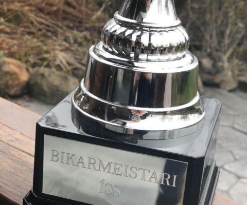 Bikarmótaröð ÍSS 2019-2020