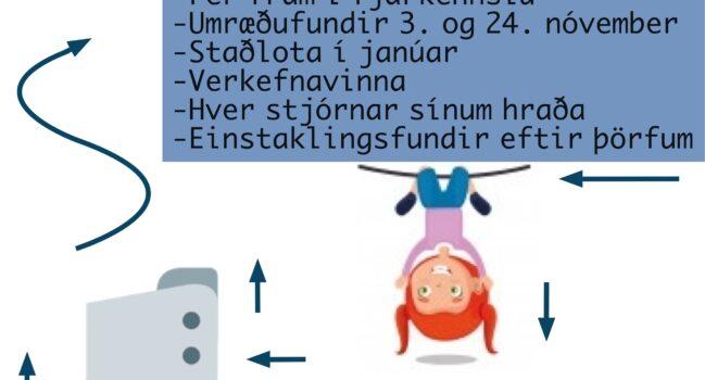 Þjálfaranámskeið ÍSS