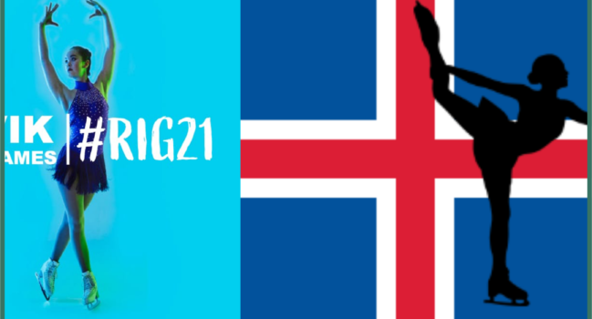 Fyrsti keppnisdagur á Reykjavíkurleikunum / Íslandsmóti ÍSS