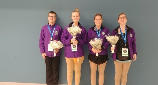 Special Olympics á Finlandia Trophy
