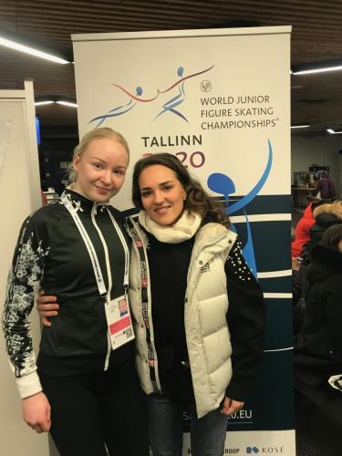 Aldís Kara og Darja